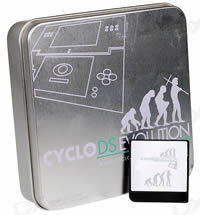 CycloDS Evolution for DSi