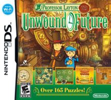 Professor Layton and the Unwound Future ROM