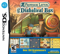 Professor Layton and the Diabolical Box rom ds